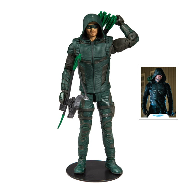 McFarlane toys dc multiverse - Arrow