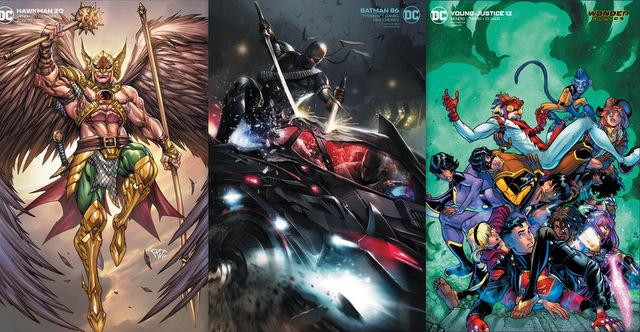 dc comics 1/8/20