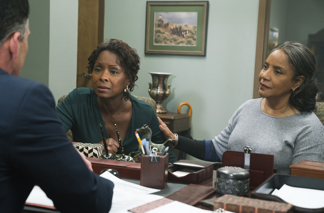 a fall from grace review - crystal fox and phylicia rashad