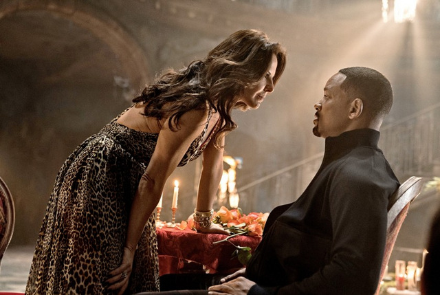 bad boys for life review - kate del castillo and will smith