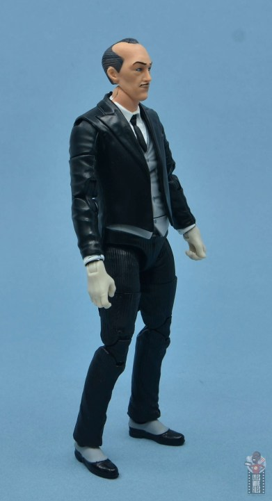 dc multiverse alfred figure review - right side