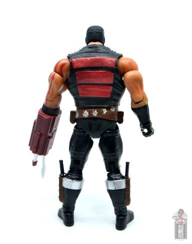 dc multiverse kgbeast figure review - rear