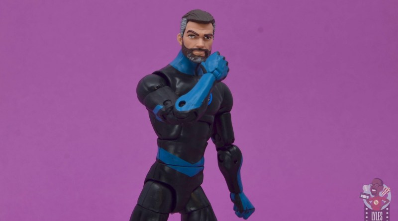 marvel legends mister fantastic figure review -main pic