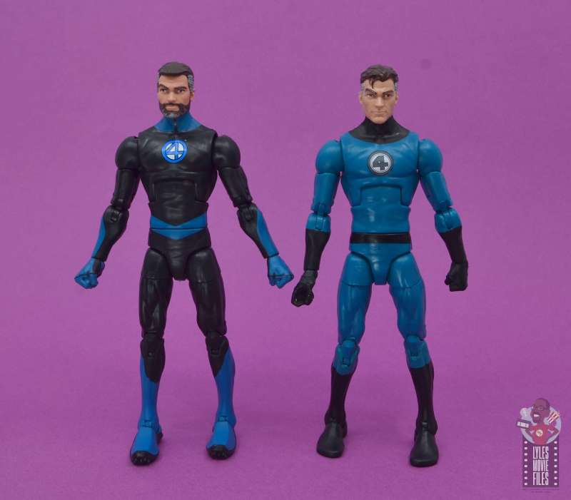 marvel legends mister fantastic figure review - with walgreens mister fantastic