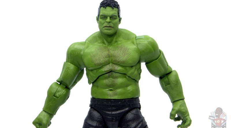 marvel legends smart hulk figure review - main pic