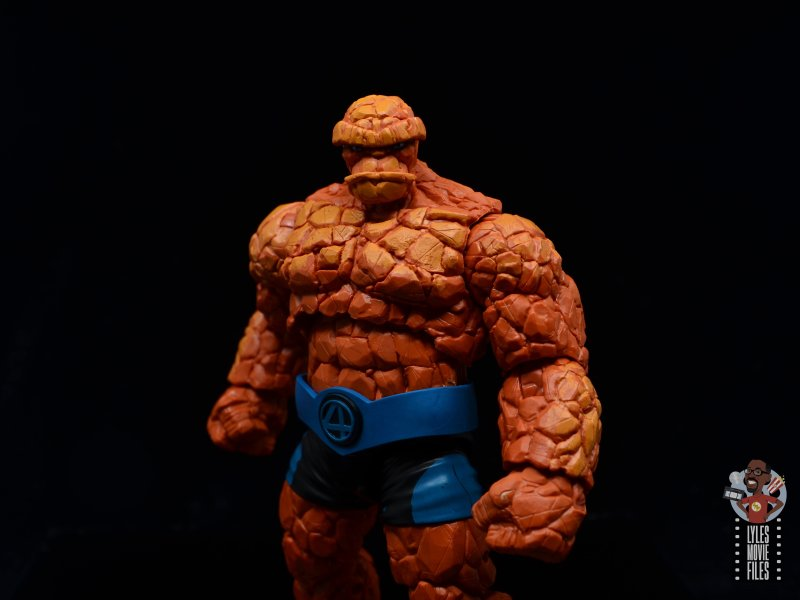 marvel legends the thing figure review -darker shot