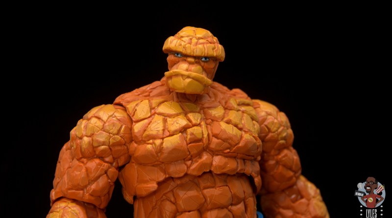 marvel legends the thing figure review -main pic