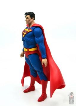 mcfarlane toys dc multiverse superman figure review - left side