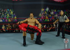 wwe elite 71 the big show figure review -back breaker to kane