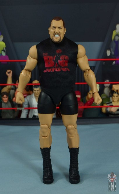 wwe elite 71 the big show figure review - front