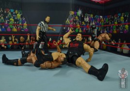 wwe elite 71 the big show figure review - legdrop to the rock