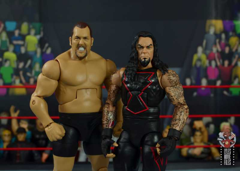 wwe elite 71 the big show figure review - unholy alliance with the undertaker