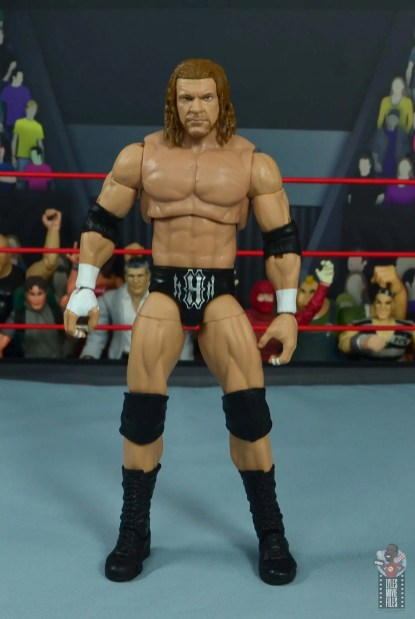 wwe ultimate edition triple h figure review - front