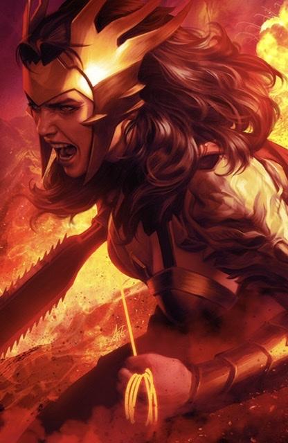 Death Metal: Wonder Woman