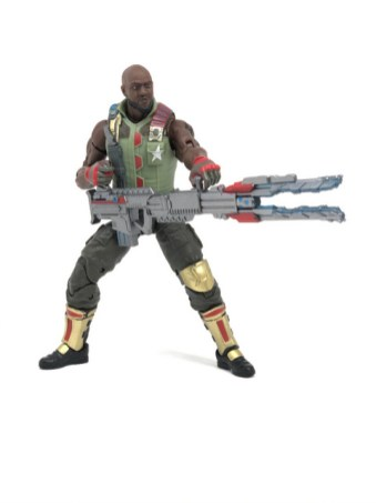 E8491 - GI JOE Classified Series Roadblock Figure - OOP