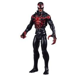SPIDER-MAN MAXIMUM VENOM TITAN HERO MILES MORALES Figure - oop