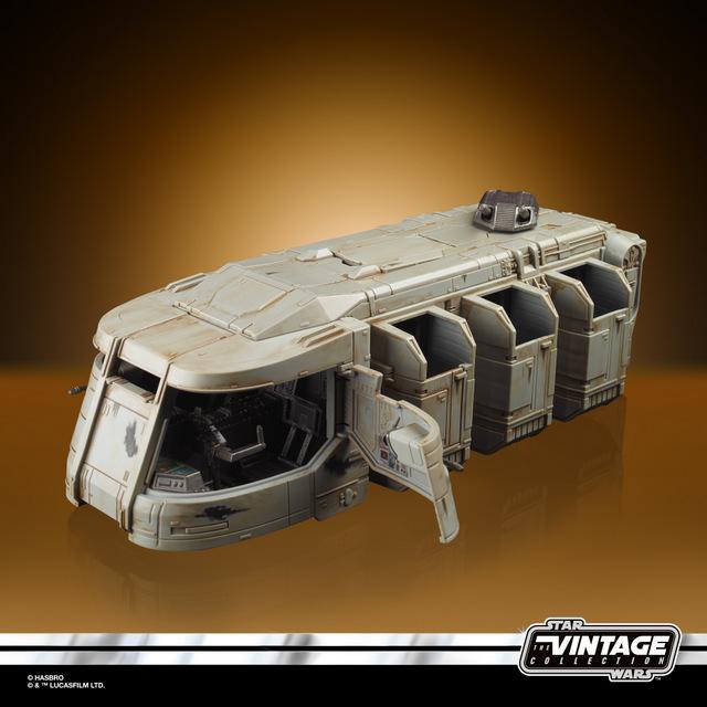 STAR WARS THE VINTAGE COLLECTION IMPERIAL TROOP TRANSPORT Vehicle - oop (2)