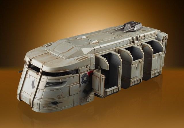 STAR WARS THE VINTAGE COLLECTION IMPERIAL TROOP TRANSPORT Vehicle - oop (7)