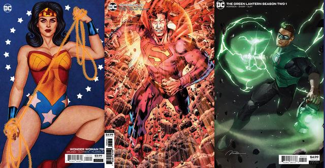 dc comics reviews 2-12-20