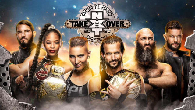 ep.124 review - nxt takeover portland 2020