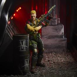 gi joe classified duke figure - walking in