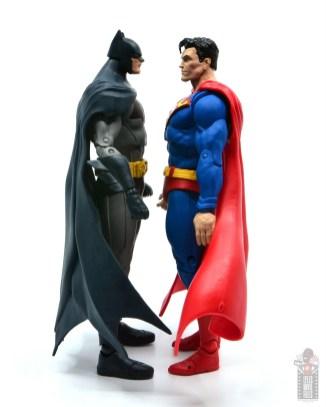 mcfarlane dc multiverse baman figure review - facing multiverse superman