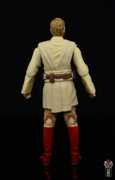 sh figuarts obi-wan kenobi revenge of the sith figure review - rear