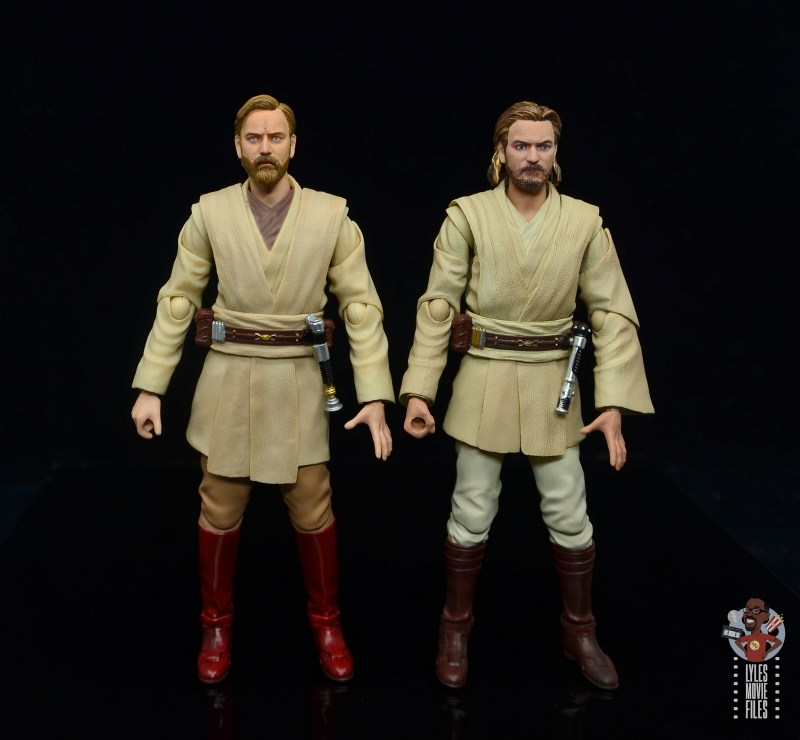 sh figuarts obi-wan kenobi revenge of the sith figure review - with attack of the clones obi-wan