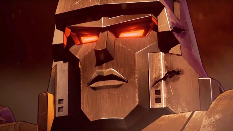 transformers war for cybertron - megatron