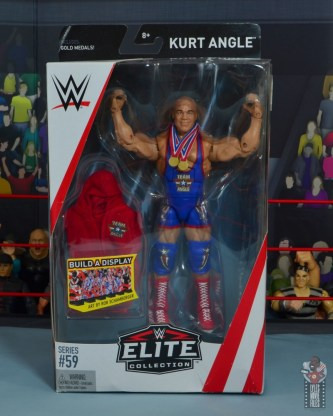 wwe elite 59 kurt angle figure review -package front