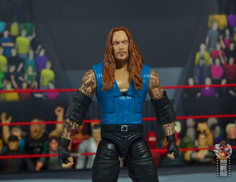 wwe elite 68 american badass undertaker figure review - wide shot