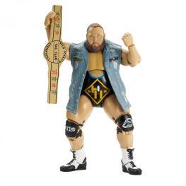 wwe elite 76 - otis with belt