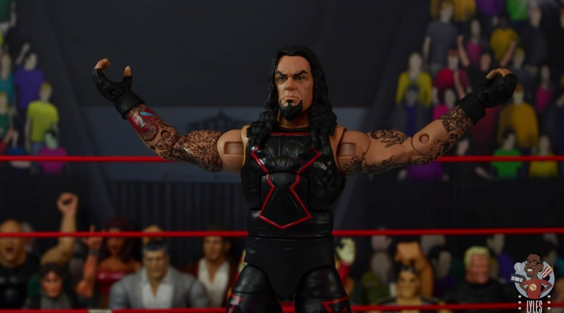 wwe hall of champions undertaker figure review - main pic