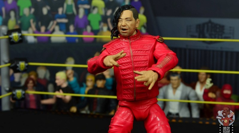 wwe ultimate edition shinsuke nakamura figure review - main pic