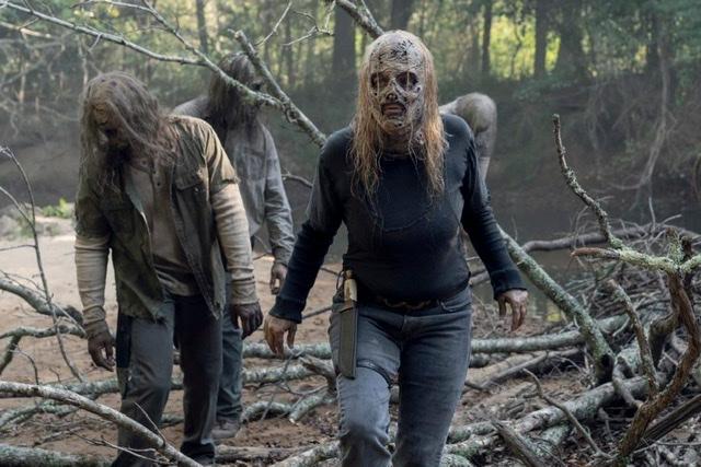 the walking dead stalker review - Alpha