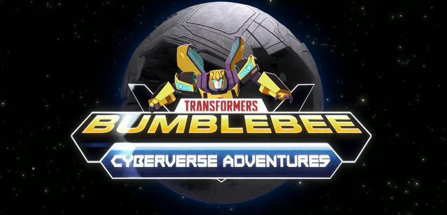 Transformers Bumblebee Cyberverse Adventures