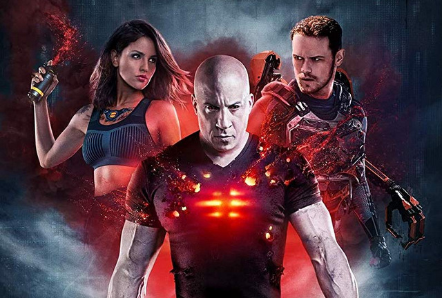 bloodshot movie review - main poster