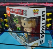 funko pop sting and lex luger fye exclusive figure set review - package left side