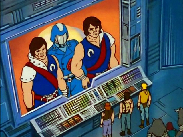 gi joe pyramid of darkness review - cobra commander, crimson twins and the dreadnoks