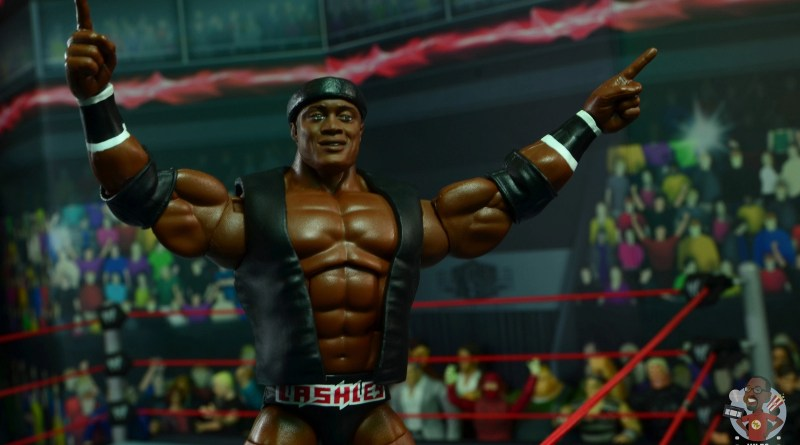 wwe elite 69 bobby lashley figure review - on turnbuckle
