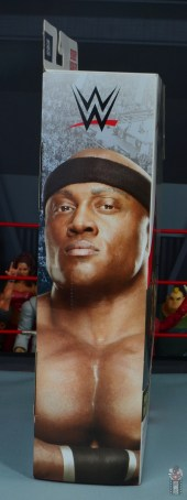 wwe elite 69 bobby lashley figure review - package side