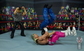 wwe elite 70 dolph ziggler figure review - leaping ddt2