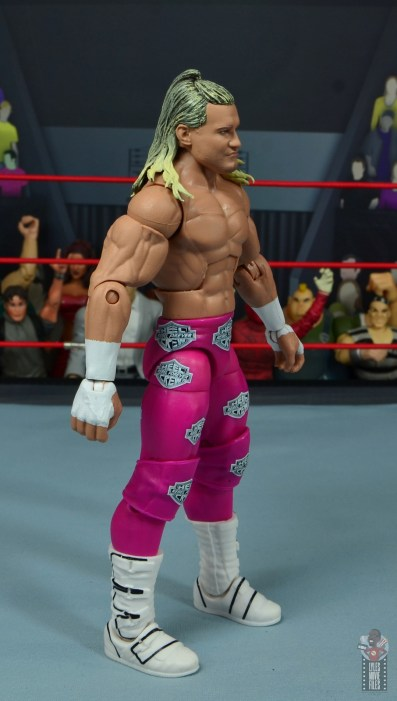 wwe elite 70 dolph ziggler figure review - right side