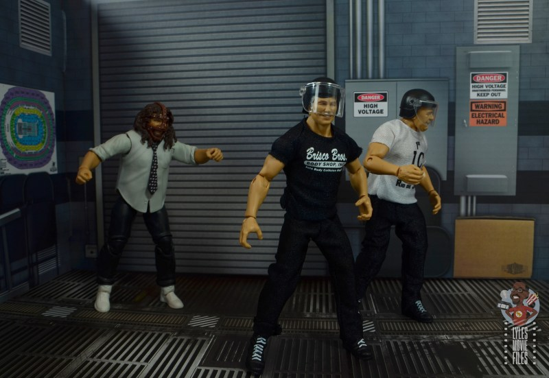 wwe elite gerald brisco figure review -getting stalked by mankind