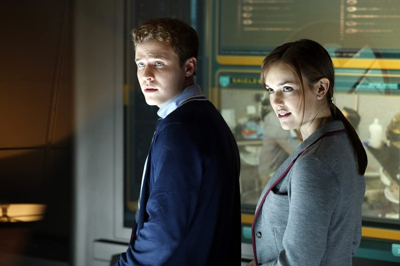 agents of shield pilot review - fitzsimmons
