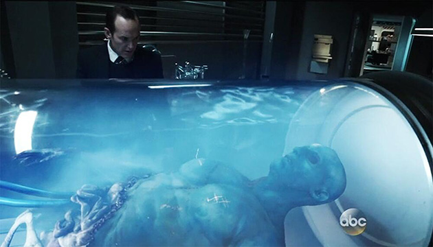 agents of shield tahiti review - coulson finds the alien