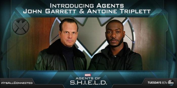 agents of shield tahiti review -garrett and trip