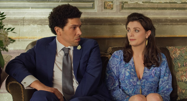 love wedding repeat review - joel fry and aisling bea
