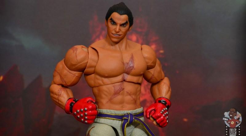 storm collectibles tekken 7 kazuya figure review -main pic