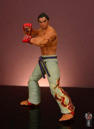 storm collectibles tekken 7 kazuya figure review - pivoting